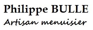 Philippe Bulle - Artisan menuisier